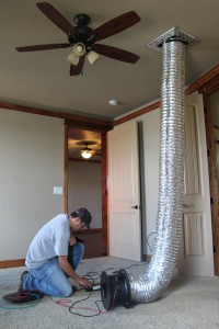 Air Seal Duct System