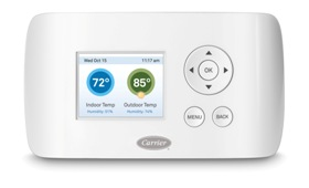Carrier Wi-Fi Thermostats