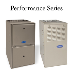 Carrier Performance Series Gas Furnaces