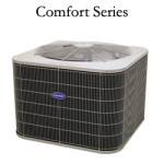 Carrier heat pumps - Comfort series