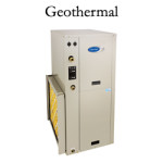 Carrier heat pumps - Geothermal Units