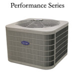 Carrier heat pumps - Performance series